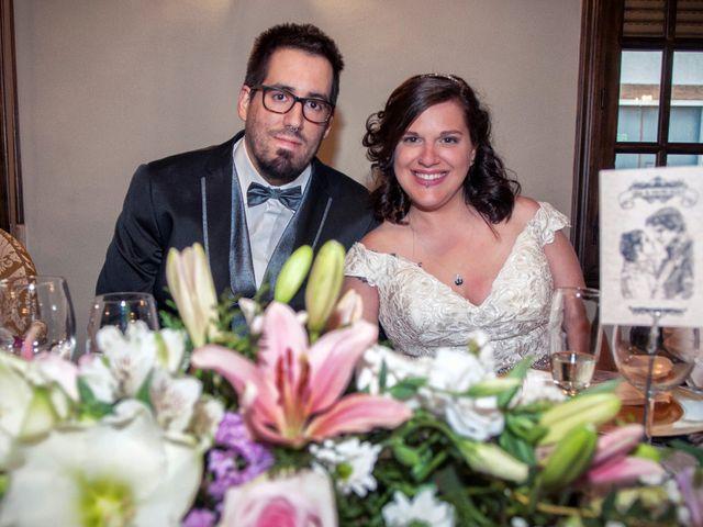 La boda de Miriam y Alvaro en Los Yebenes, Toledo 18