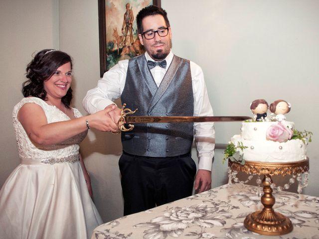 La boda de Miriam y Alvaro en Los Yebenes, Toledo 20