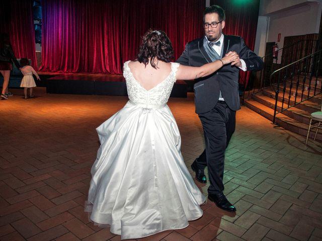 La boda de Miriam y Alvaro en Los Yebenes, Toledo 22