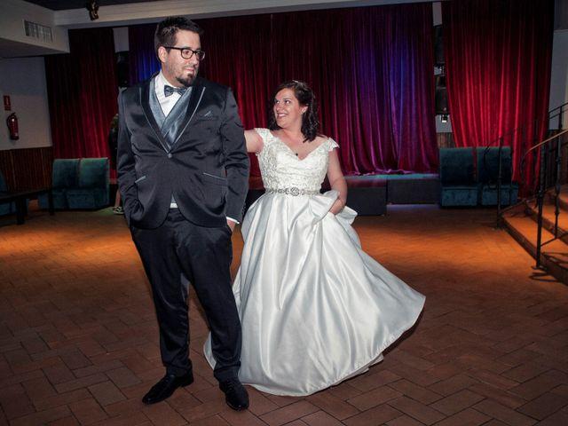 La boda de Alvaro y Miriam