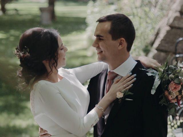 La boda de Soraya y Daniel