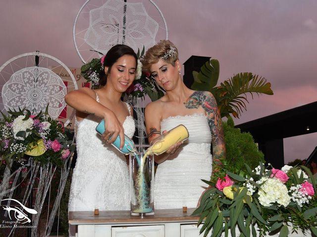 La boda de María y Marina en Torrevieja, Alicante 4