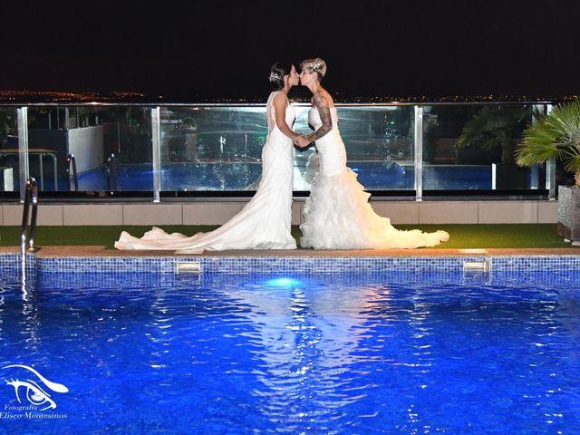 La boda de María y Marina en Torrevieja, Alicante 8