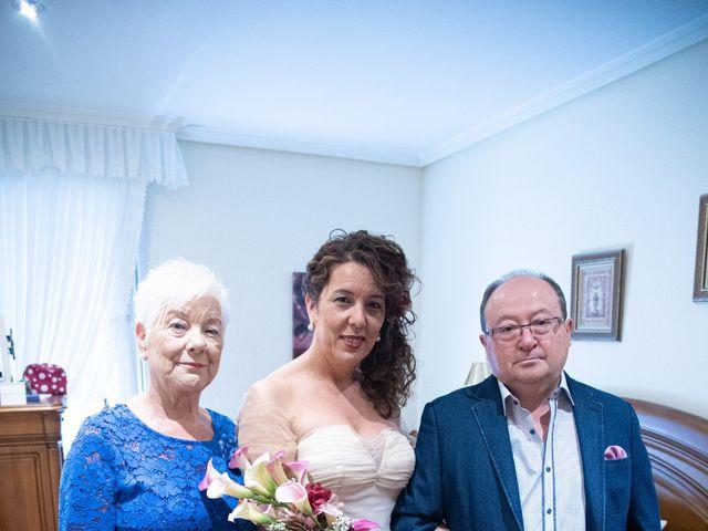 La boda de Amaia y Merino en Elgoibar, Guipúzcoa 40