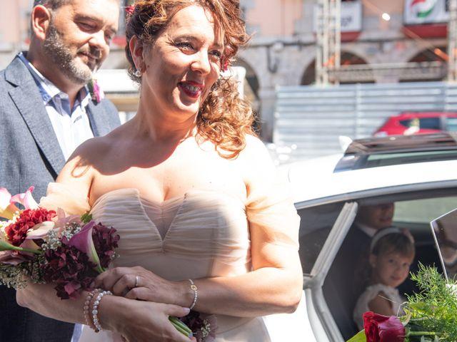 La boda de Amaia y Merino en Elgoibar, Guipúzcoa 58