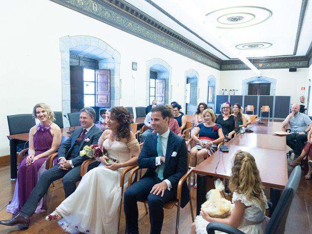 La boda de Amaia y Merino en Elgoibar, Guipúzcoa 72