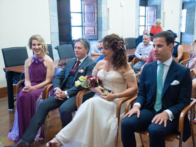 La boda de Amaia y Merino en Elgoibar, Guipúzcoa 73