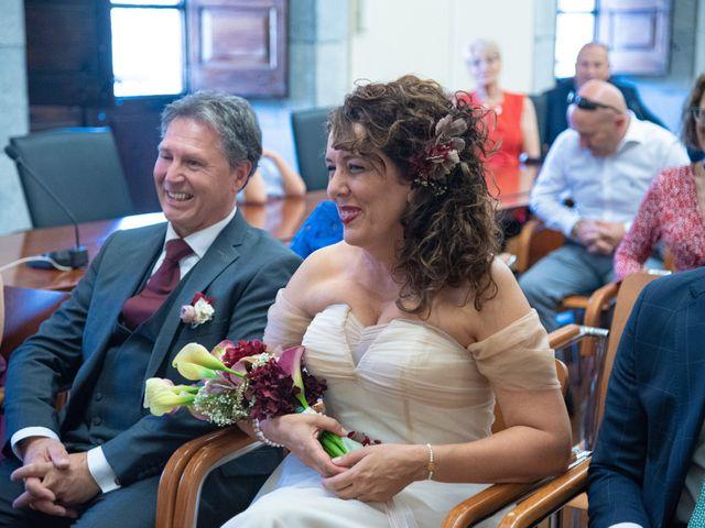 La boda de Amaia y Merino en Elgoibar, Guipúzcoa 78