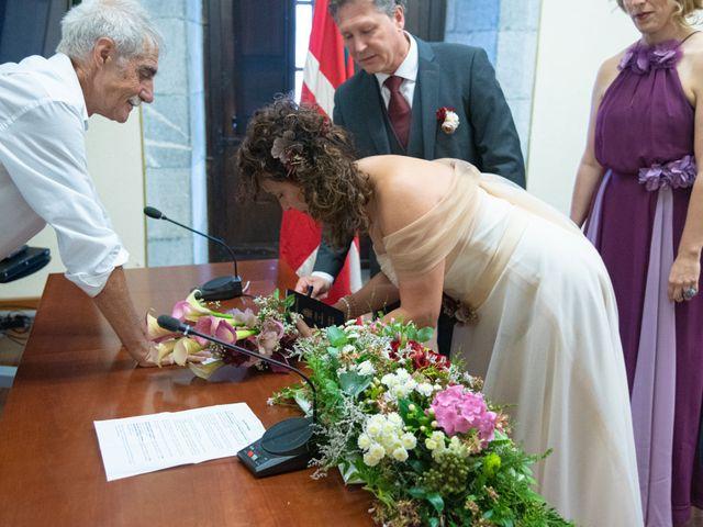 La boda de Amaia y Merino en Elgoibar, Guipúzcoa 82
