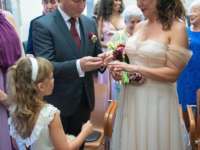 La boda de Amaia y Merino en Elgoibar, Guipúzcoa 92