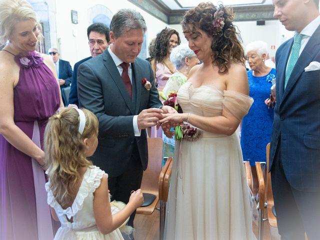 La boda de Amaia y Merino en Elgoibar, Guipúzcoa 93