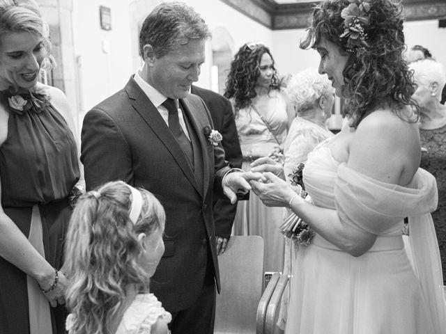 La boda de Amaia y Merino en Elgoibar, Guipúzcoa 96