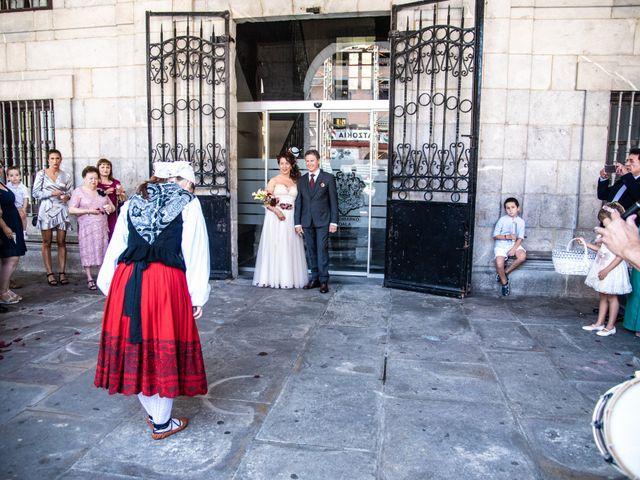La boda de Amaia y Merino en Elgoibar, Guipúzcoa 118