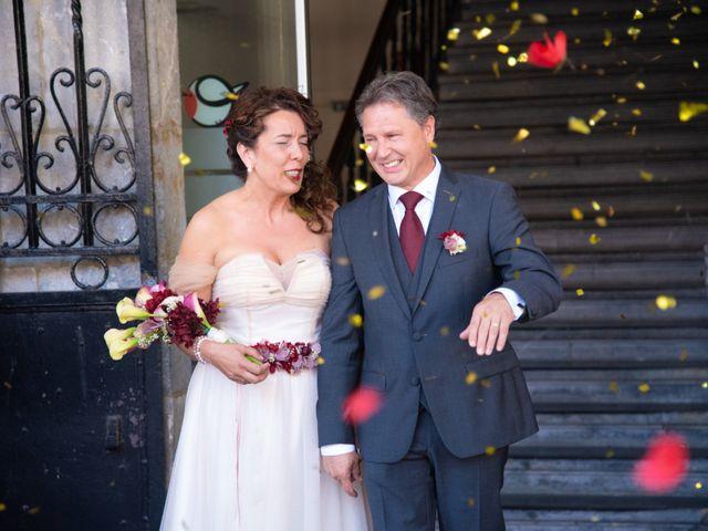 La boda de Amaia y Merino en Elgoibar, Guipúzcoa 119