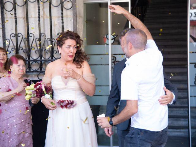 La boda de Amaia y Merino en Elgoibar, Guipúzcoa 121