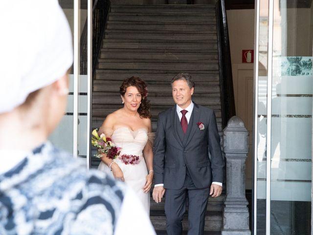 La boda de Amaia y Merino en Elgoibar, Guipúzcoa 122