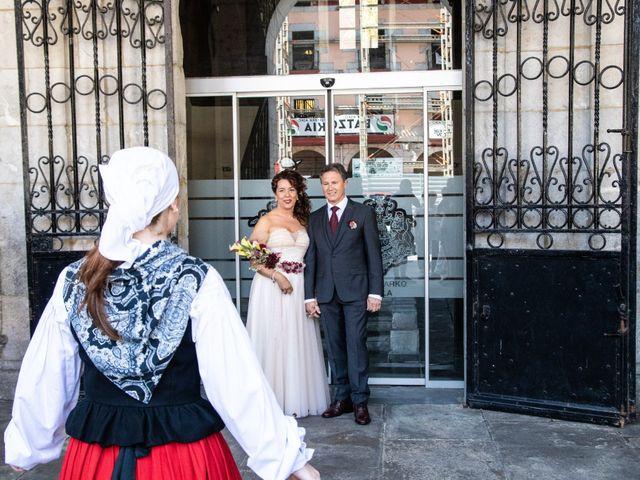 La boda de Amaia y Merino en Elgoibar, Guipúzcoa 123