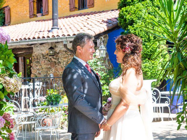 La boda de Amaia y Merino en Elgoibar, Guipúzcoa 126