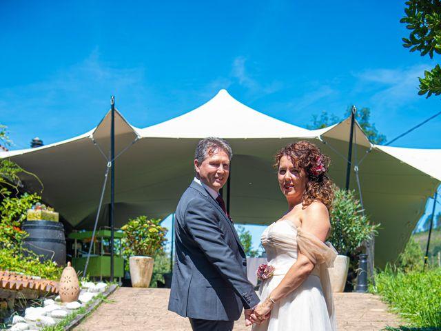 La boda de Amaia y Merino en Elgoibar, Guipúzcoa 135