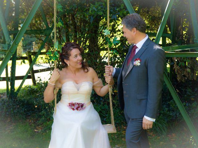 La boda de Amaia y Merino en Elgoibar, Guipúzcoa 139