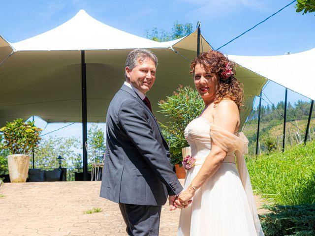 La boda de Amaia y Merino en Elgoibar, Guipúzcoa 141