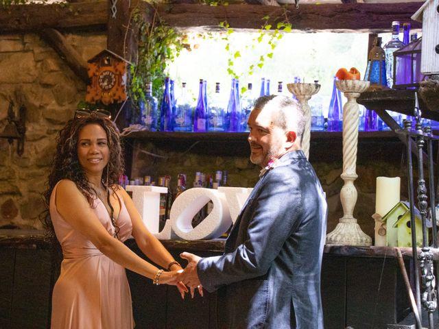 La boda de Amaia y Merino en Elgoibar, Guipúzcoa 149