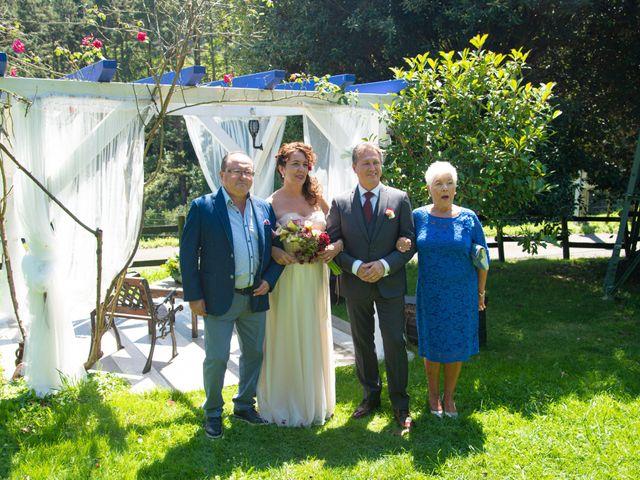 La boda de Amaia y Merino en Elgoibar, Guipúzcoa 155