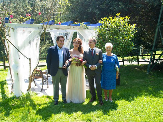 La boda de Amaia y Merino en Elgoibar, Guipúzcoa 157