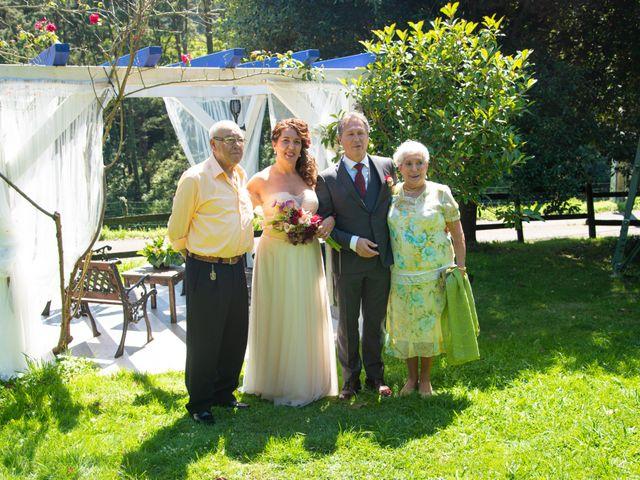 La boda de Amaia y Merino en Elgoibar, Guipúzcoa 165
