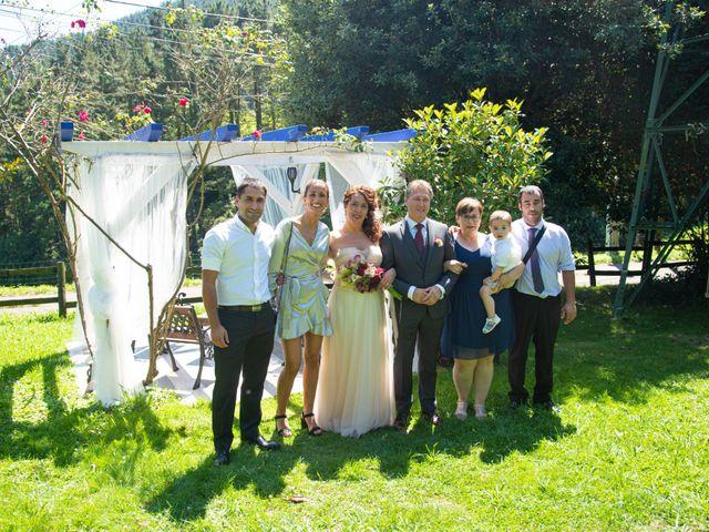 La boda de Amaia y Merino en Elgoibar, Guipúzcoa 168