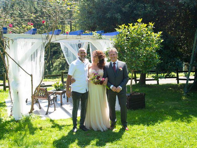 La boda de Amaia y Merino en Elgoibar, Guipúzcoa 173
