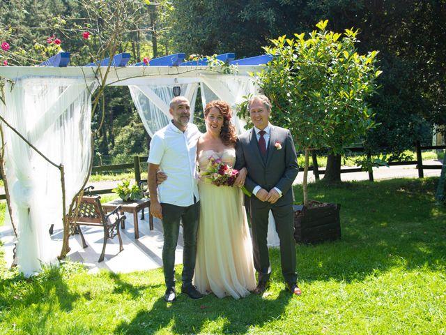 La boda de Amaia y Merino en Elgoibar, Guipúzcoa 174