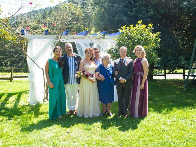 La boda de Amaia y Merino en Elgoibar, Guipúzcoa 187