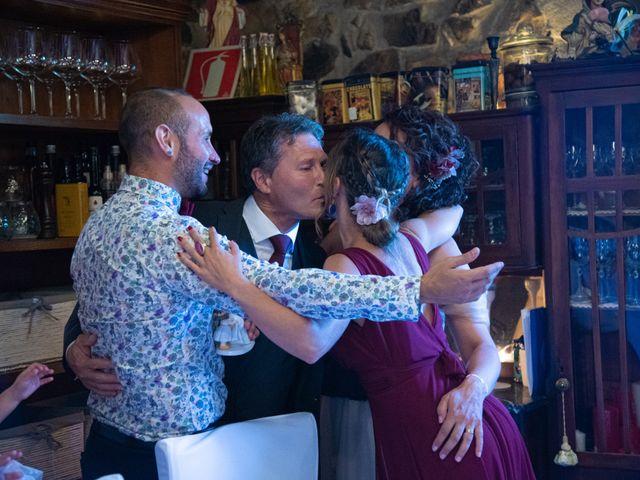 La boda de Amaia y Merino en Elgoibar, Guipúzcoa 206