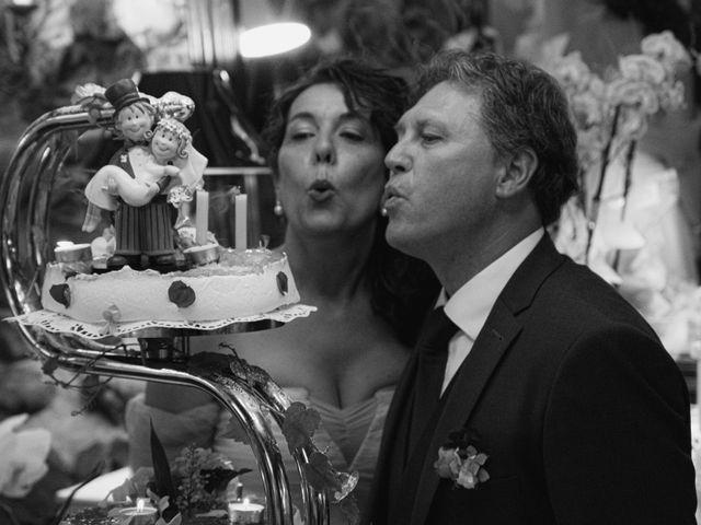 La boda de Amaia y Merino en Elgoibar, Guipúzcoa 211