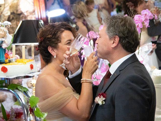 La boda de Amaia y Merino en Elgoibar, Guipúzcoa 215