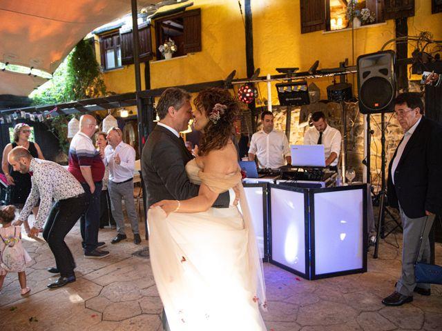 La boda de Amaia y Merino en Elgoibar, Guipúzcoa 244