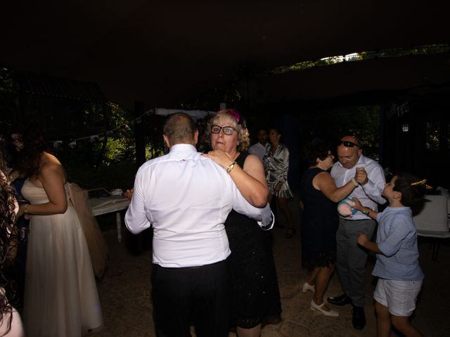 La boda de Amaia y Merino en Elgoibar, Guipúzcoa 275