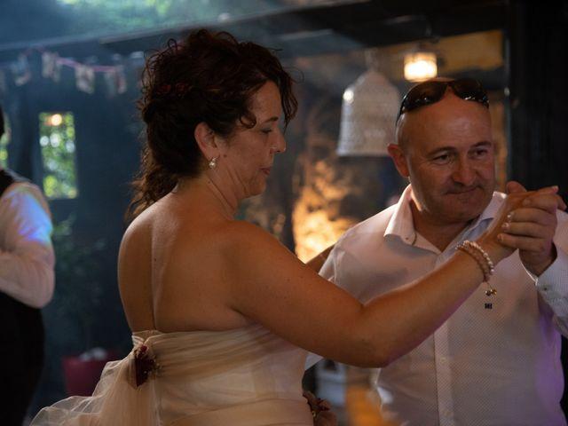 La boda de Amaia y Merino en Elgoibar, Guipúzcoa 285