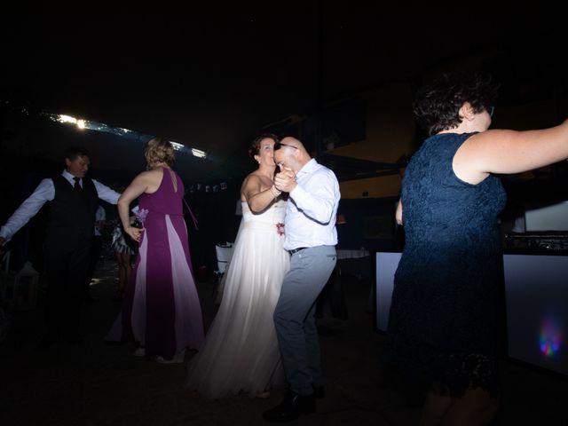 La boda de Amaia y Merino en Elgoibar, Guipúzcoa 295