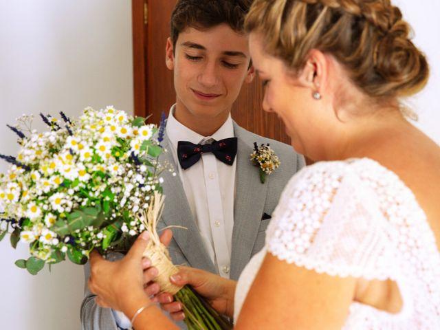 La boda de Martí y Lau en Orient, Islas Baleares 17