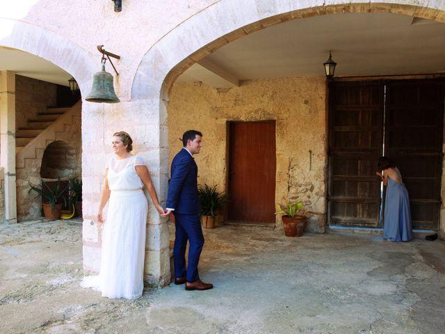 La boda de Martí y Lau en Orient, Islas Baleares 19
