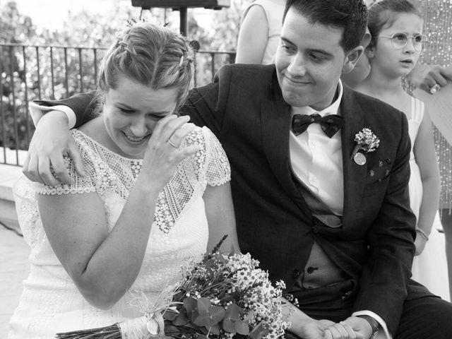 La boda de Martí y Lau en Orient, Islas Baleares 24