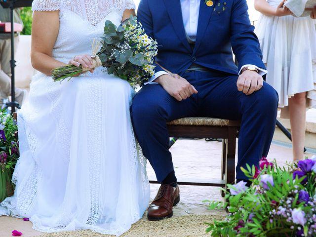 La boda de Martí y Lau en Orient, Islas Baleares 25