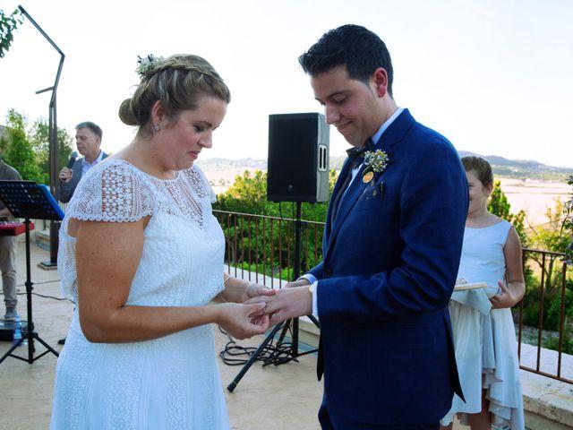 La boda de Martí y Lau en Orient, Islas Baleares 26