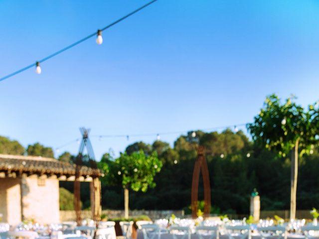 La boda de Martí y Lau en Orient, Islas Baleares 28