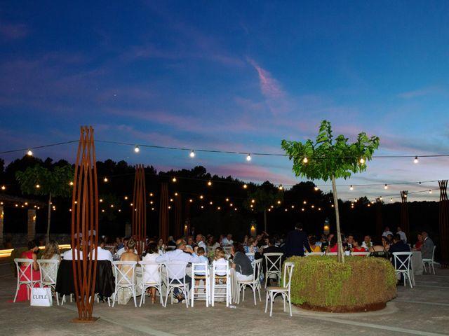 La boda de Martí y Lau en Orient, Islas Baleares 35