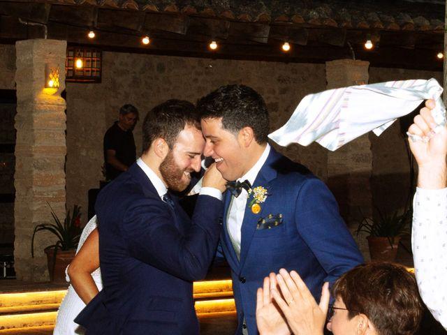 La boda de Martí y Lau en Orient, Islas Baleares 36