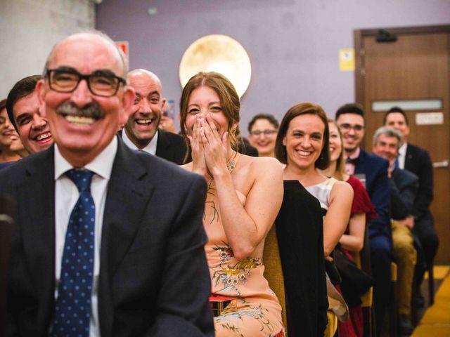 La boda de Santi y Sole en Pedrajas De San Esteban, Valladolid 42