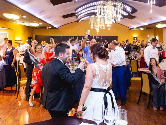La boda de Santi y Sole en Pedrajas De San Esteban, Valladolid 85